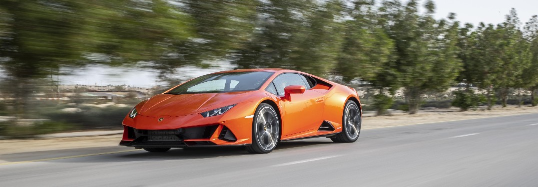 How Powerful is the 2021 Lamborghini Huracan EVO?