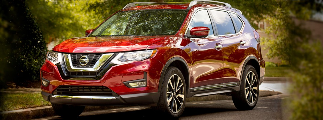 Exterior Color Option Pictures Of The 2019 Nissan Rogue