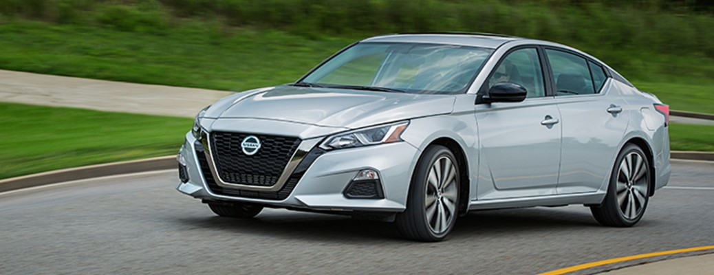 What's new with the 2020 Nissan Altima?