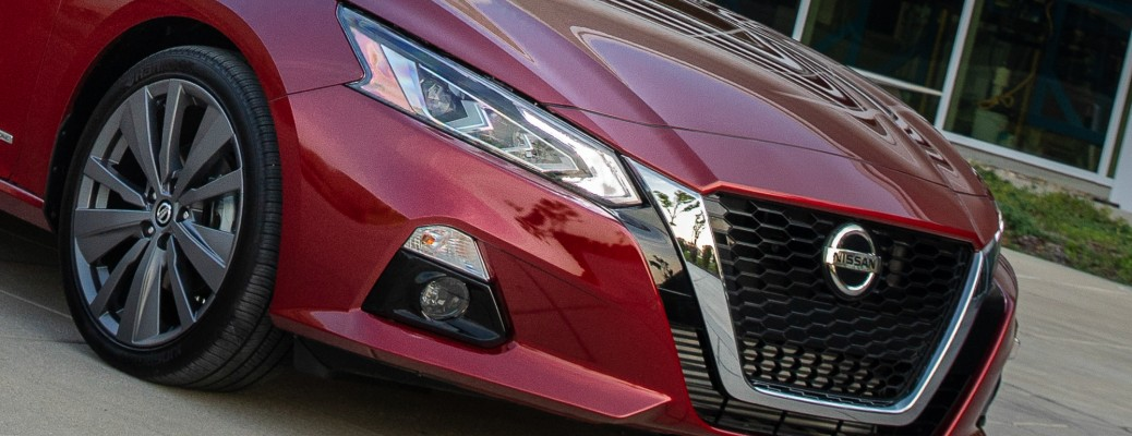 The Altima and Maxima are two of America's safest sedans!