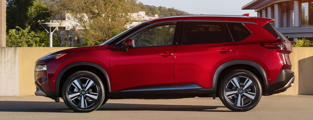 What Tech Accessories are on the 2021 Nissan Rogue?