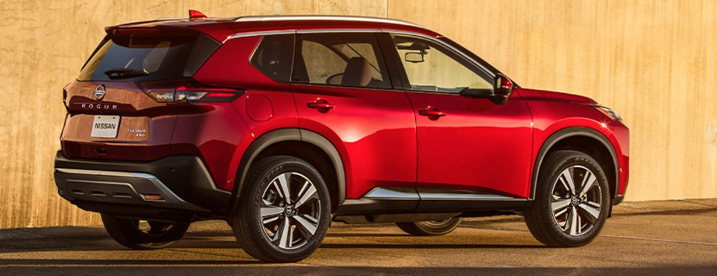 How Big is the 2021 Nissan Rogue?