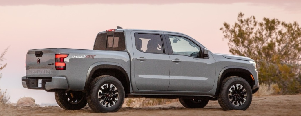 Check Out the Latest Video Highlighting the 2022 Nissan Frontier!