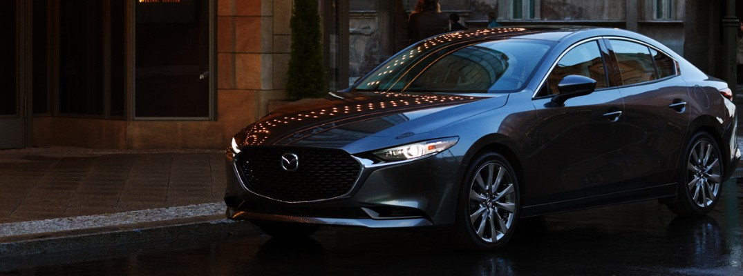 2019 Mazda3 Sedan Exterior Paint Color Options And Interior