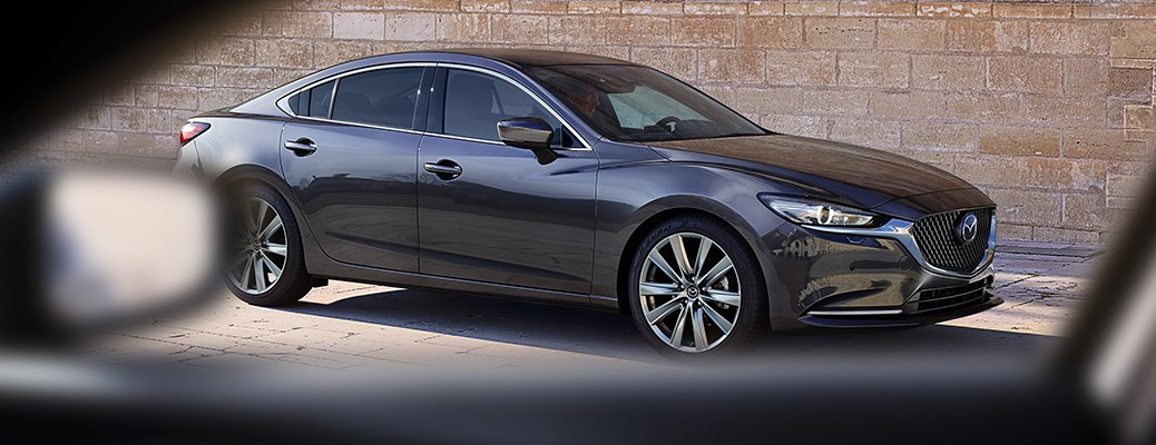 The 2020 Mazda6 can be customized just how you want it!