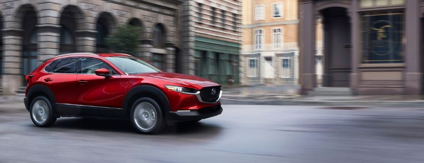 What Level of Engine Performance Output is Offered by the 2020 Mazda CX-30?