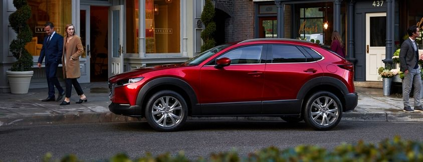 What Are the Differences Between the 2020 Mazda CX-30 Packages?