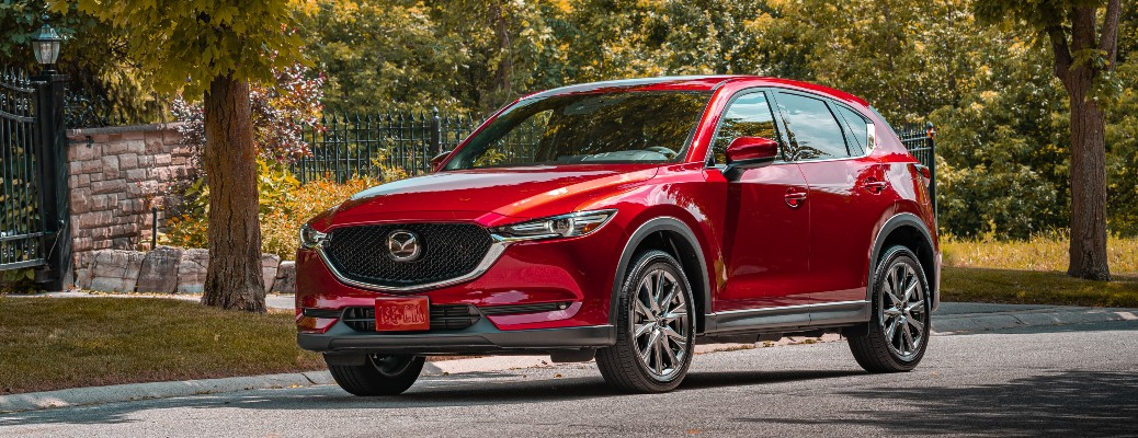 Check Out the Latest Video from Mazda Highlighting the Key Aspects of the 2020 Mazda CX-5!