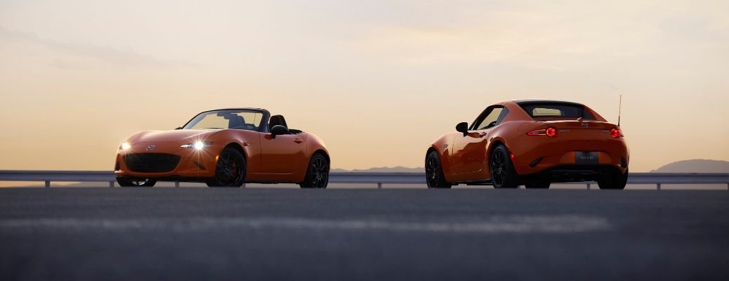 Have You Seen the 2020 Mazda MX-5 Miata and 2020 Mazda MX-5 Miata RF Highlight Videos?