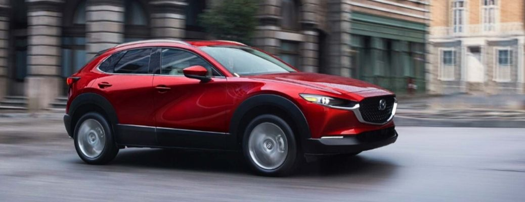 How Comfortable is the Interior of the 2020 Mazda CX-30?