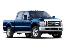 2008_Ford_Super Duty F-350 SRW_FX4_ Yakima WA