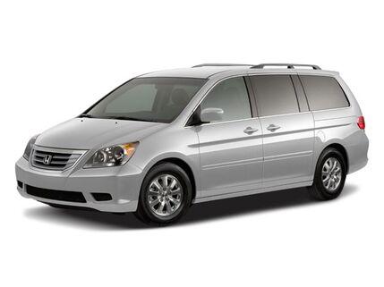 2008_Honda_Odyssey_EX_ Scranton PA