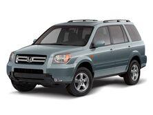 Honda Pilot EX-L 2008