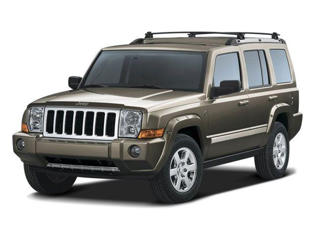2008 Jeep Commander Overland Everett WA