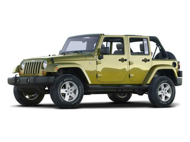 2008 Jeep Wrangler Unlimited Sahara Bozeman MT