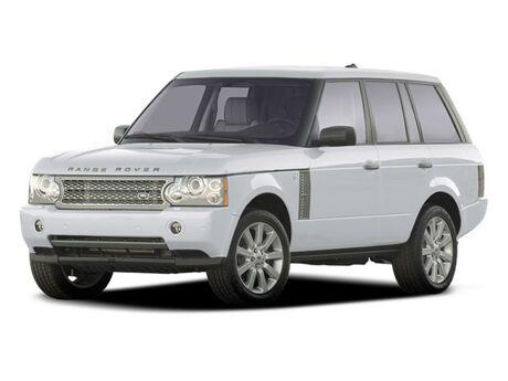 2008 Land Rover Range Rover HSE Houston TX