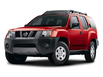 2008_Nissan_Xterra_X_ Richmond KY