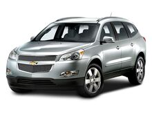 2009_Chevrolet_Traverse_LS_ Kansas City MO