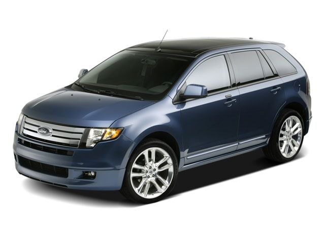 2009 Ford Edge 4dr Limited AWD Lubbock TX