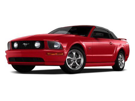 2009_Ford_Mustang_V6_ Salisbury MD