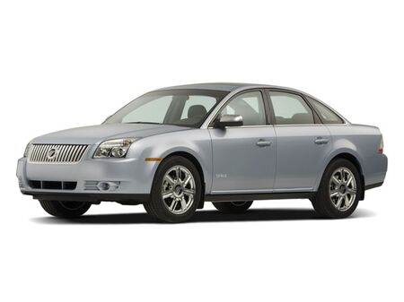 2009_Mercury_Sable_Base_ Salisbury MD