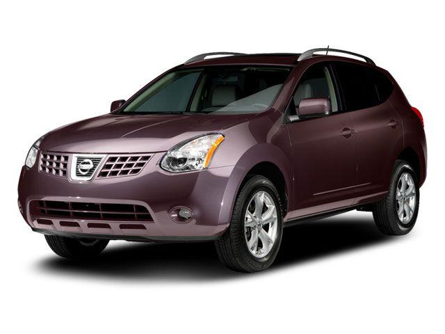 2009_Nissan_Rogue_SL_ Elko NV