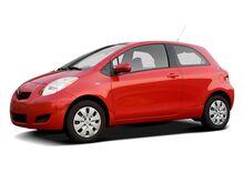 2009_Toyota_Yaris_Liftback 3-Door MT_ Plano TX