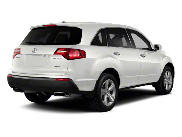 2010 Acura MDX Tech Package Dallas TX