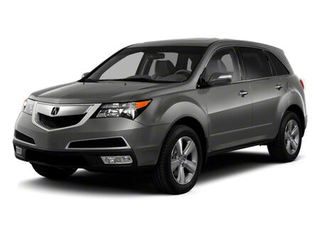 2010_Acura_MDX_Technology SH-AWD ** Low Miles Only 49,750 **_ Salisbury MD