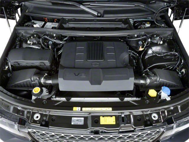 2010 Land Rover Range Rover HSE Houston TX