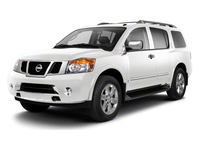 2010 Nissan Armada Platinum Lexington KY