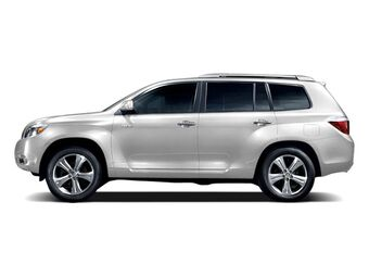 2010_Toyota_Highlander_Limited_ Richmond KY