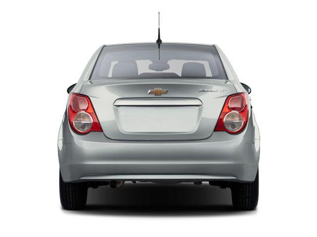 2012 Chevrolet Sonic LS Asheboro NC