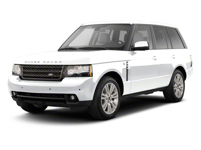 2012 Land Rover Range Rover HSE Sport Utility 4D Hollywood FL