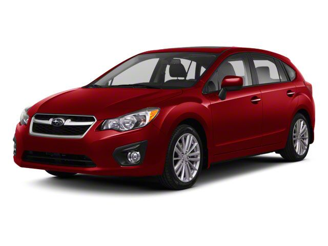 2012 Subaru Impreza 2.0i Limited Santa Rosa CA