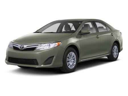 2012_Toyota_Camry_XLE_ Salisbury MD