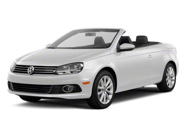 2012 Volkswagen Eos CONVERTIBLE Brookfield WI