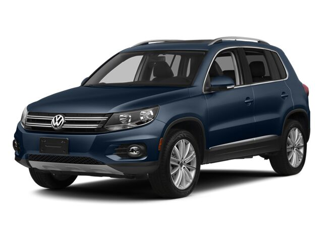 2012 Volkswagen Tiguan SEL 4Motion Rochester NH
