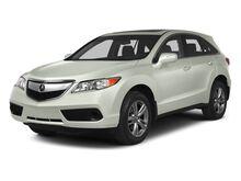 2013_Acura_RDX_6-Spd AT AWD_ Plano TX