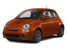 2013_Fiat_500_Pop Hatchback_ Kansas City MO