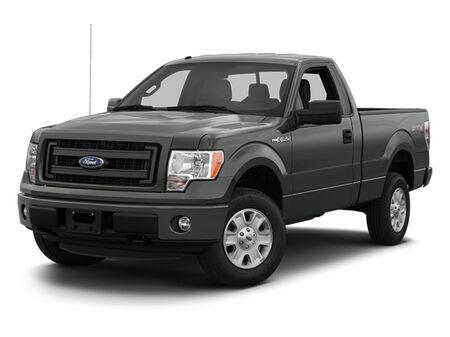 2013_Ford_F-150_XL_ Salisbury MD