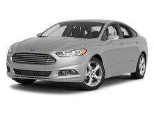 Ford Fusion SE Santa Rosa CA