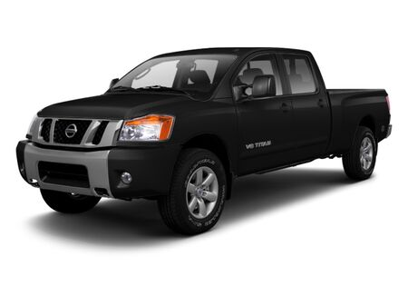 2013_Nissan_Titan_PRO-4X_ Salisbury MD