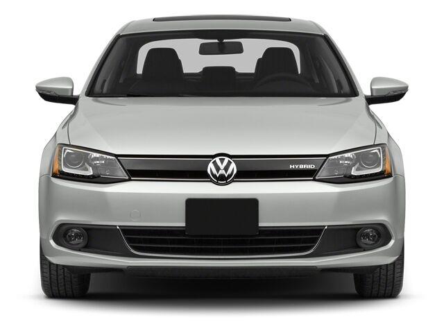 2013 Volkswagen Jetta Sedan 4DR AUTO HYBRID SEL PREMI Yakima WA