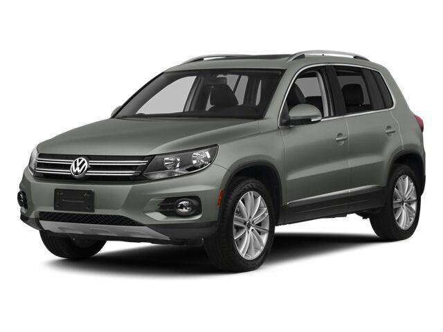 2013 Volkswagen Tiguan SE Everett WA