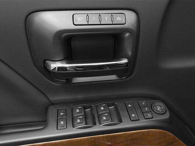 2014 Chevrolet Silverado 1500 4WD CREW CAB 143.5 LTZ W Yakima WA
