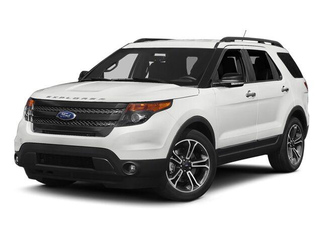 2014 Ford Explorer Sport Santa Rosa CA
