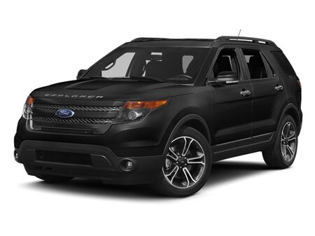 2014_Ford_Explorer_Sport_ Salisbury MD