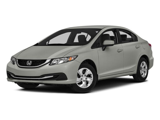 2014 Honda Civic LX 4dr Sedan CVT Chesterfield MI