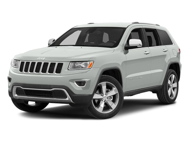 2014 Jeep Grand Cherokee Limited Santa Rosa CA